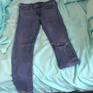 Abercrombie & Fitch jeans stretchy